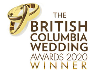 The British Columbia Wedding Awards 2020 Winner